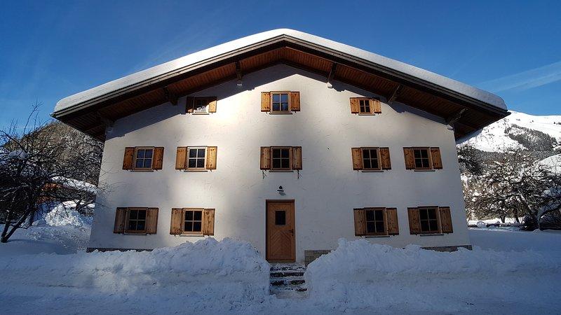 Ferienhof Leo, vacation rental in Lech