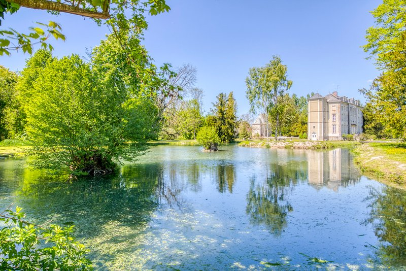 Pleurs Chateau Sleeps 15 with Pool - 5416028, holiday rental in Sezanne