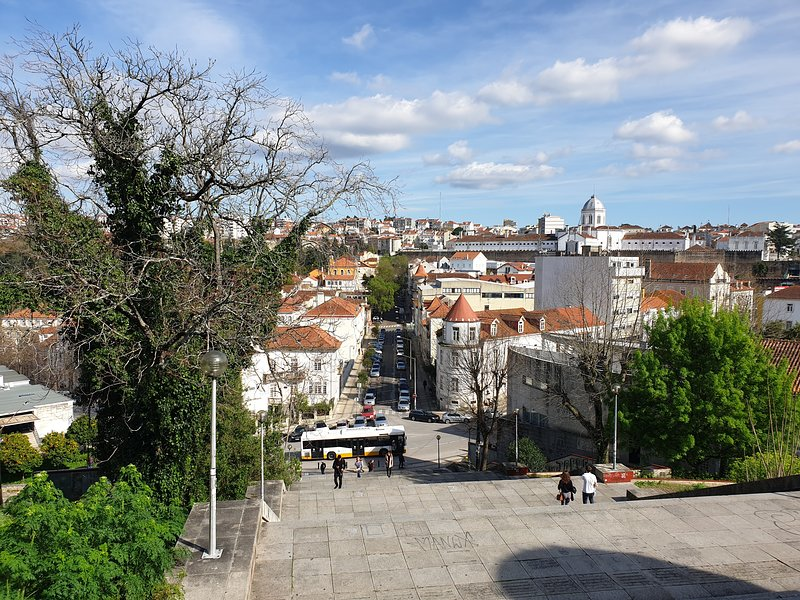A sight-seeing day away in Coimbra