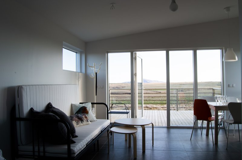 Brand new summerhouse in the heart of south Iceland!, holiday rental in Solheimar