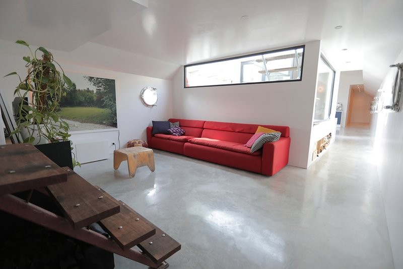 Spacious/modern houseboat with amazing view!, holiday rental in Zaandam