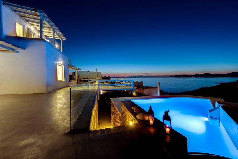 Daria Villa by Stylish Stays, location de vacances à Agios Ioannis