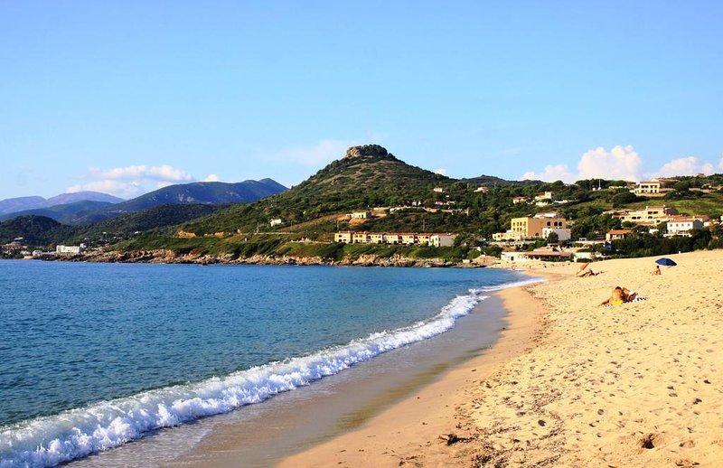 beach of liscia 5 minutes