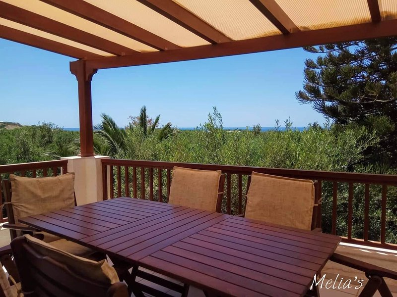 Melia's House - Ideal vacation by the nature and the sea, vacation rental in Ferma