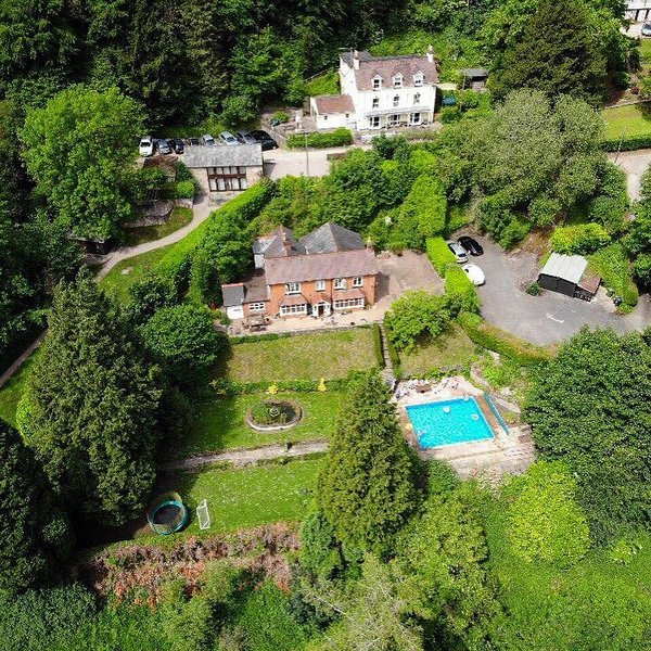 Riversdale Lodge, S.Yat West, location de vacances à English Bicknor