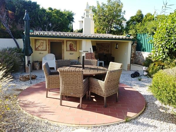 Terrace, dining area, barbecue