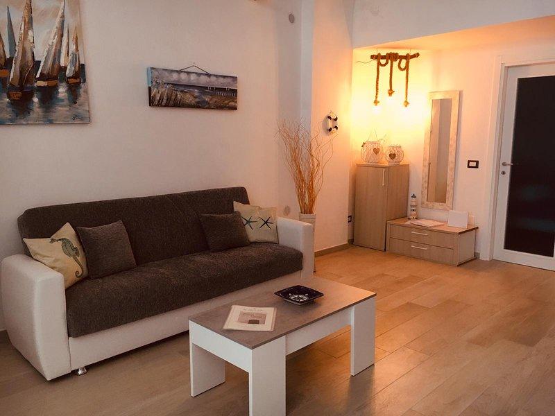 Casa Caterina Deluxe Sorrento Coast, holiday rental in Meta