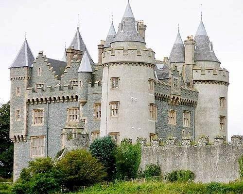 Le château - Killyleagh