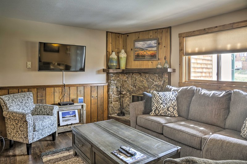 Call this vacation rental condo home on your next Crested Butte vacation!