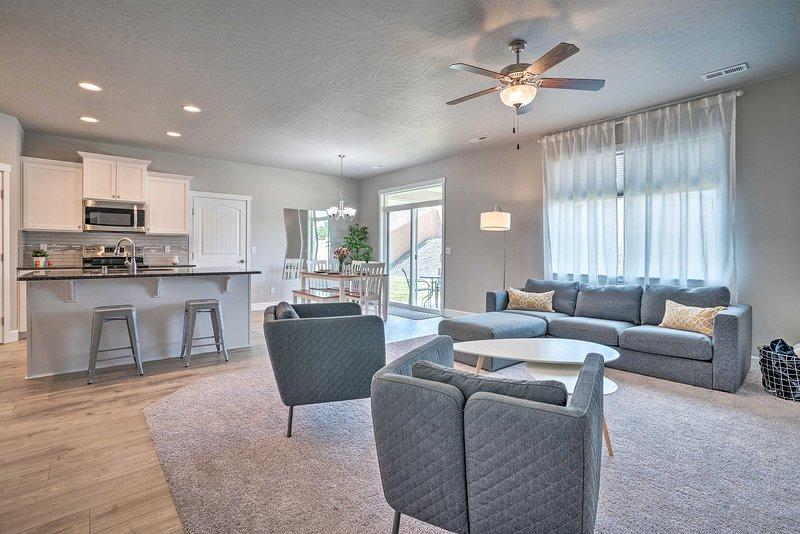 Modern Kennewick Home Near Golfing & Wineries – semesterbostad i Tri-Cities