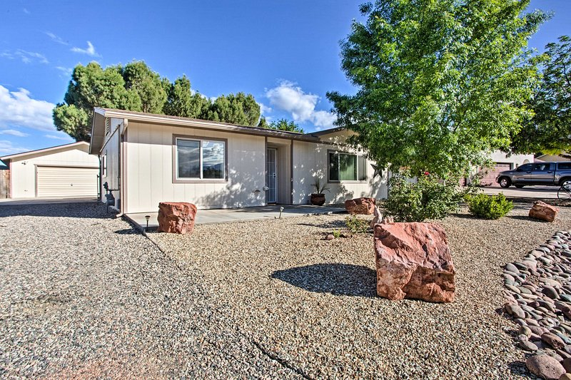 You'll never want to leave this warm and welcoming Cottonwood vacation rental!