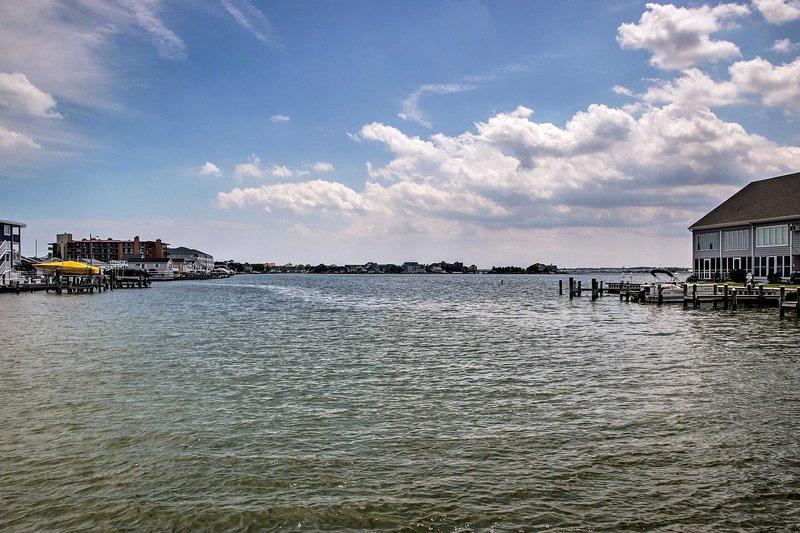 Amenez toute la famille pour vivre une escapade côtière à Ocean City.