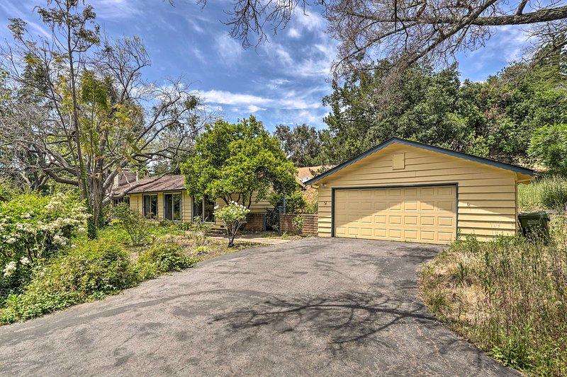Questa casa vacanze a Los Altos ha tutto il necessario per un soggiorno indimenticabile