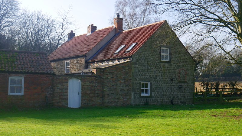 Brook House Cottage near Harrogate and Yorkshire dales, location de vacances à Sawley