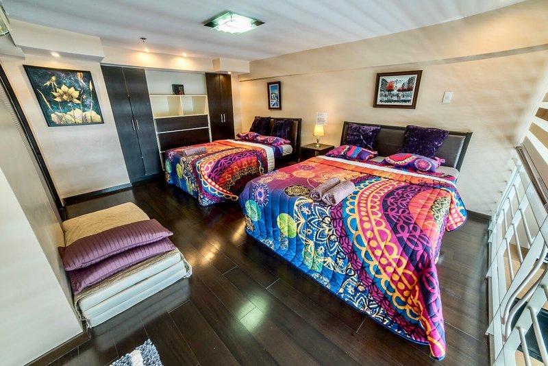 Super Cebu Loft, vacation rental in Cebu City