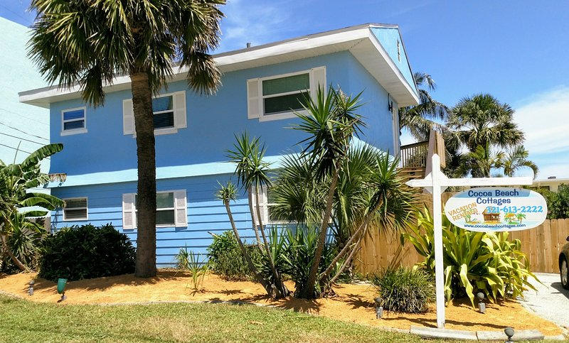 Fantastic Cocoa Beach Vacation Rental Cocoa Beach Cottage Updated 2019 Download Free Architecture Designs Sospemadebymaigaardcom