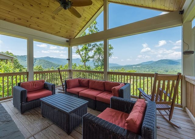 Breath of Heaven, holiday rental in Black Mountain