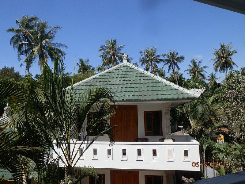 Garden Bungalow, holiday rental in Kubu