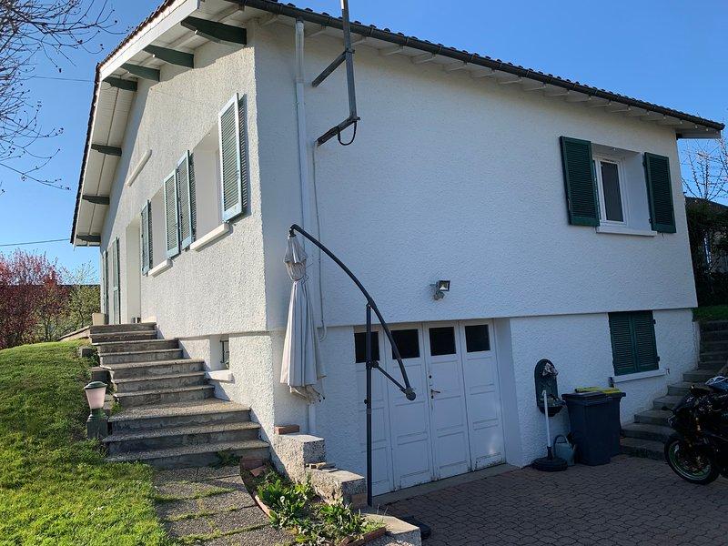 Maison cusset, holiday rental in Sanssat