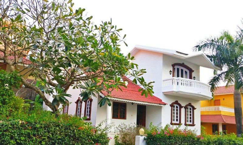 MGS-Villa Sinquerim IV, vacation rental in Sinquerim