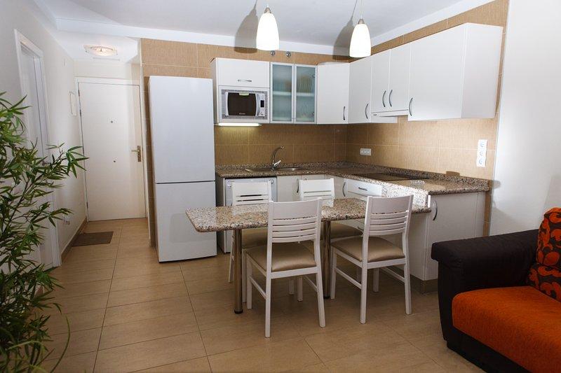 Apartamento 3 (Segunda línea de playa), vacation rental in Maspalomas