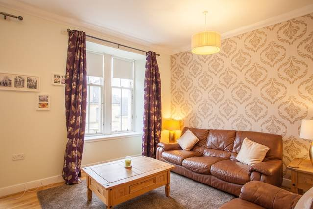 Beautiful homely flat in the centre of west end, location de vacances à Glasgow