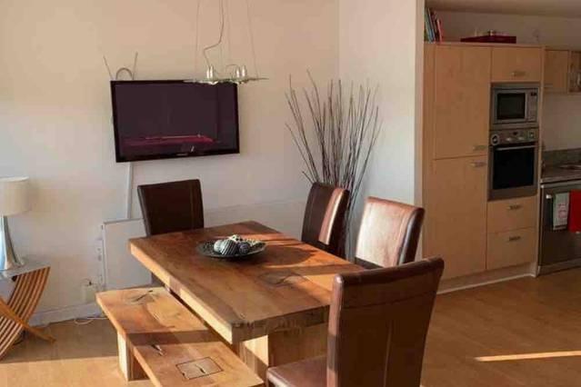 Glasgow Luxury Apartment (SECC, Hydro and More), location de vacances à Glasgow