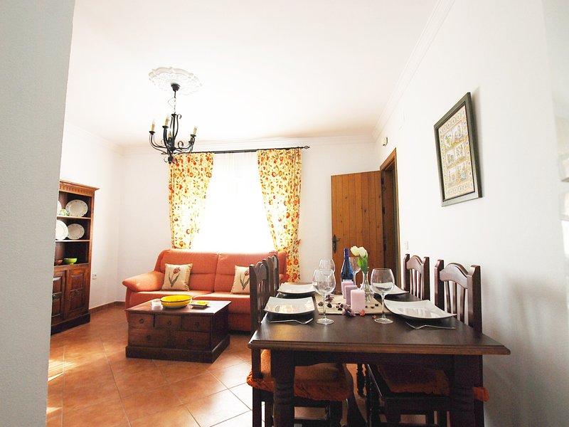Bright and quiet apartment Colada II, holiday rental in Barrio Nuevo