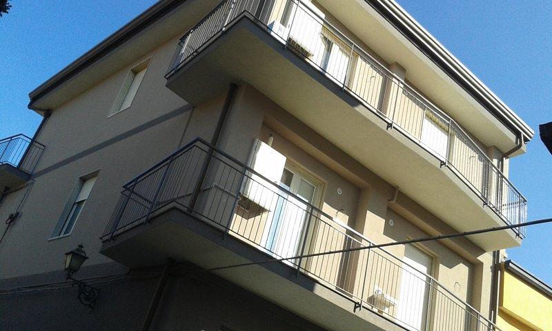 Casa Valentina a Linguaglossa Etna nord, location de vacances à Linguaglossa
