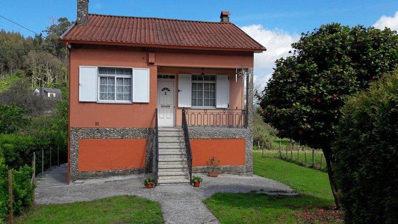 CASA DE CAMPO - COSTA GALLEGA, holiday rental in Cariño