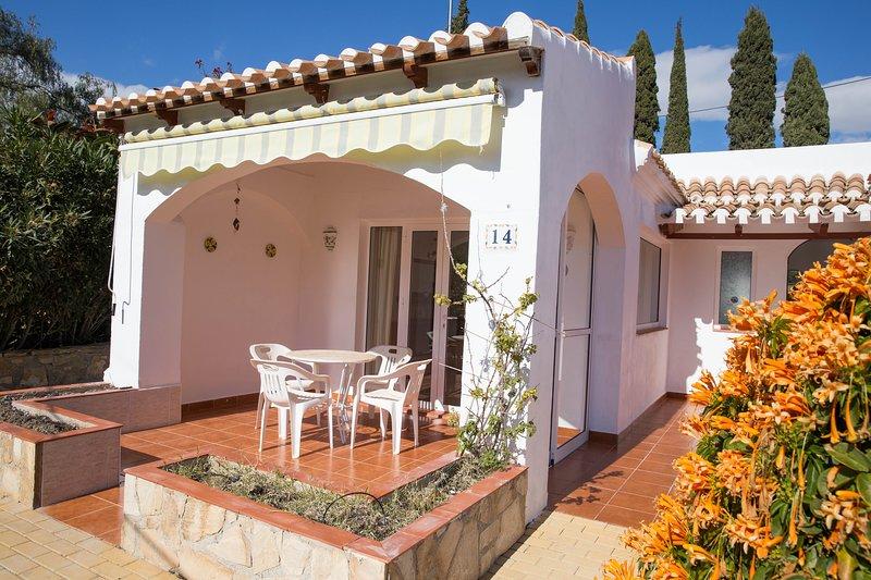 Modern villa Cortijo Grande, alquiler vacacional en Bédar