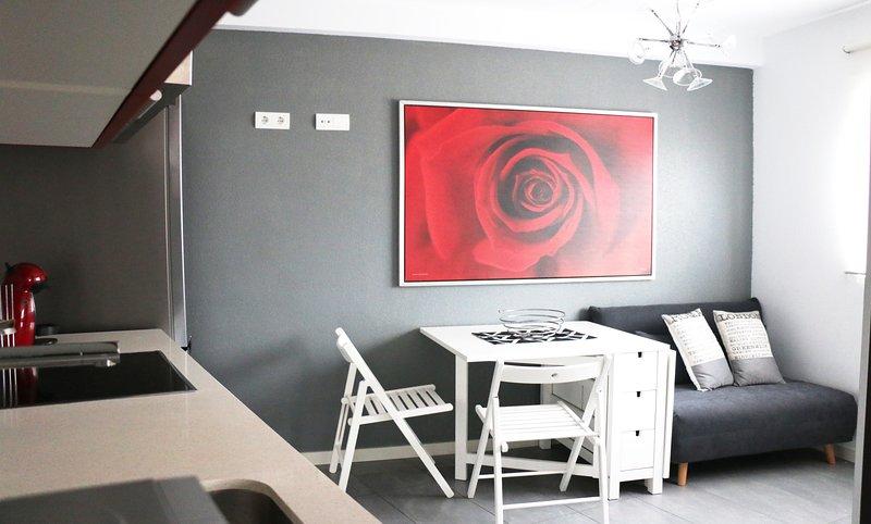 Carleva Studio, holiday rental in Campello