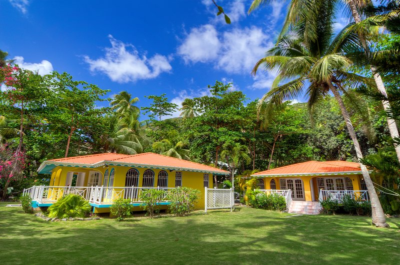 Total Relaxation in Cane Garden Bay - Cottage #4, holiday rental in Road Town