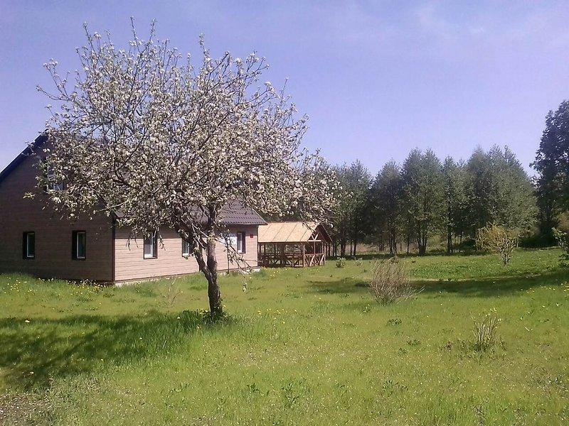 Отдых в Белорусии на Браславских озерах, holiday rental in Vitebsk Region