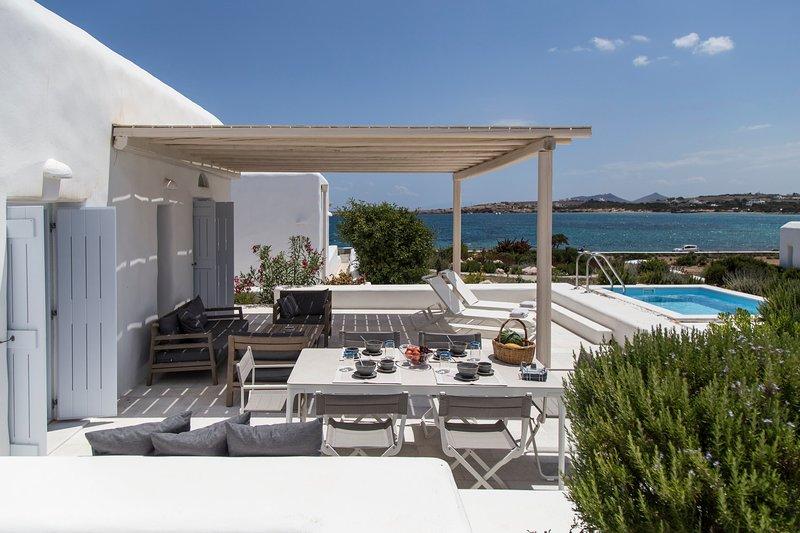 3-Bedroom Sea View Villa with Private Pool | The SAND Collection Villas |, aluguéis de temporada em Santa Maria