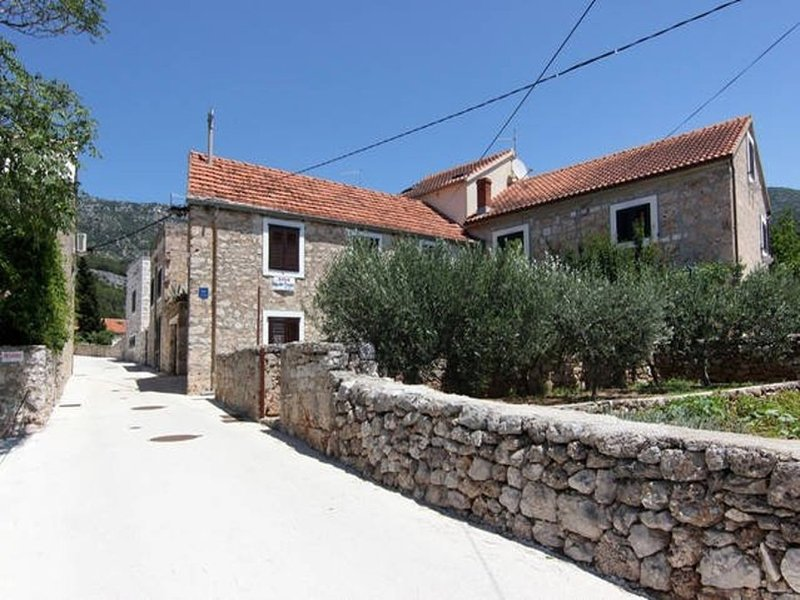 Mat - in a cosy stone house: SA3(2) - Bol, vacation rental in Bol