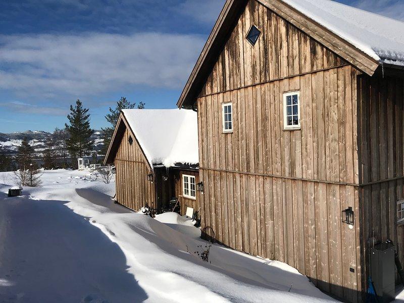 Villa Fjara new in 2019, vacation rental in Hedmark