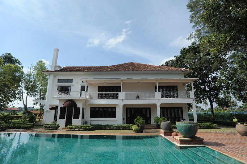 Colonial Mansion Melaka, Private Pool, holiday rental in Melaka