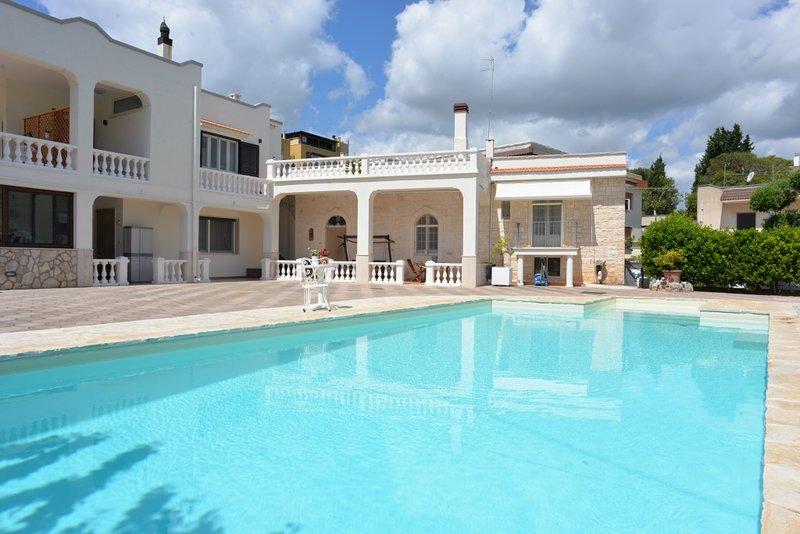 Residence Casa De Lidzia 1, alquiler de vacaciones en Cisternino