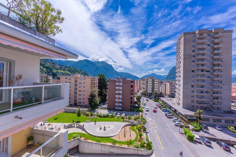Residenza Vecchio Torchio, holiday rental in Comano