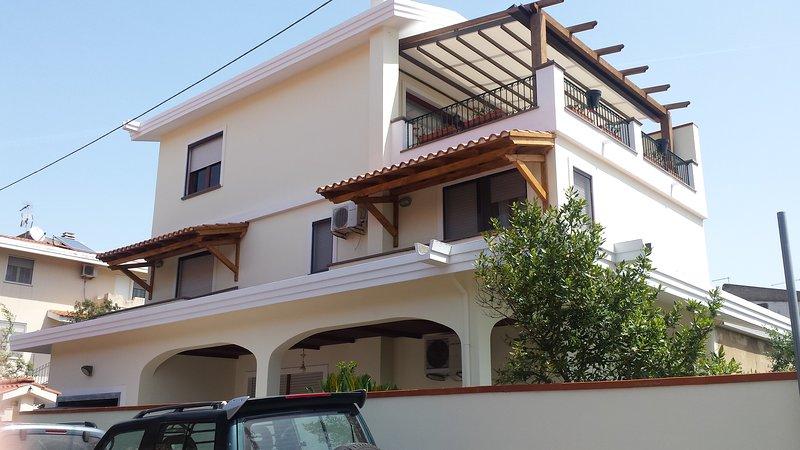 LA TERRAZZA SUL PARCO, alquiler de vacaciones en Massama