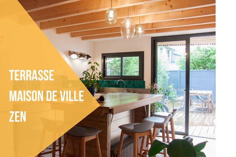 Maison de Ville Contemporaine★VILLA CARPE DIEM★Le Bouscat, vacation rental in Pessac