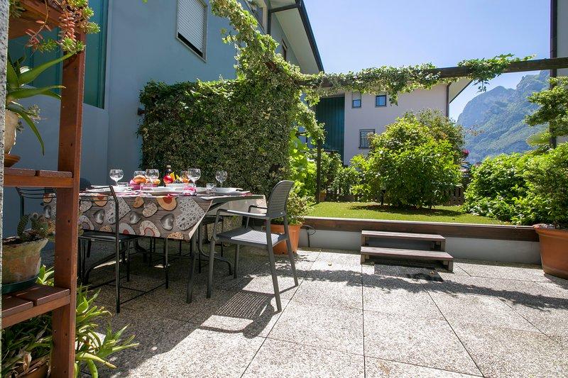 Elegance Suite Isabella, Ferienwohnung in Torbole