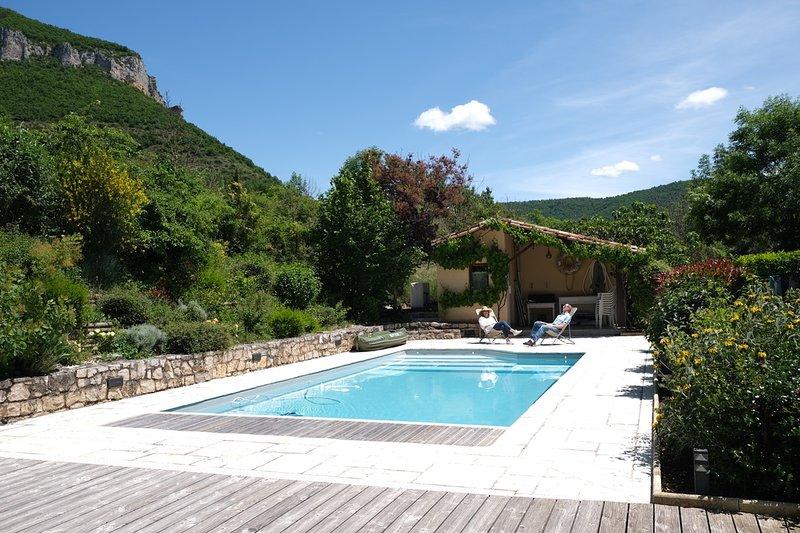 Gîte La Vieille Vigne, aluguéis de temporada em La Roque-Sainte-Marguerite