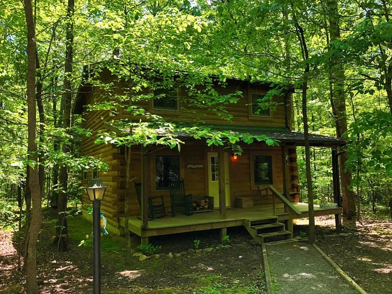 Appalachian, holiday rental in Hico