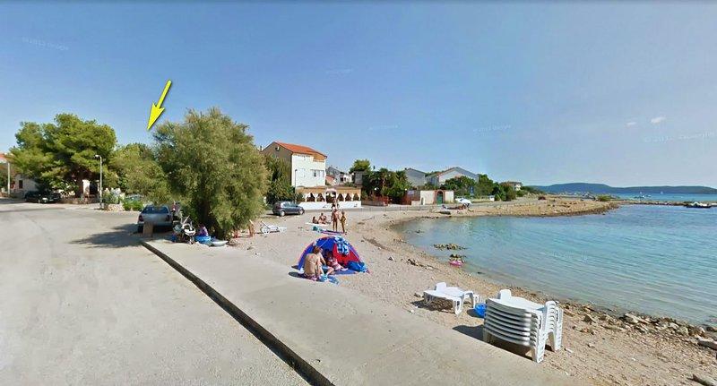 Apartments Filip, location de vacances à Prvic Luka