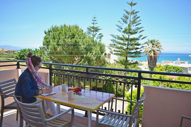Melina's  House  apt., location de vacances à Stalos