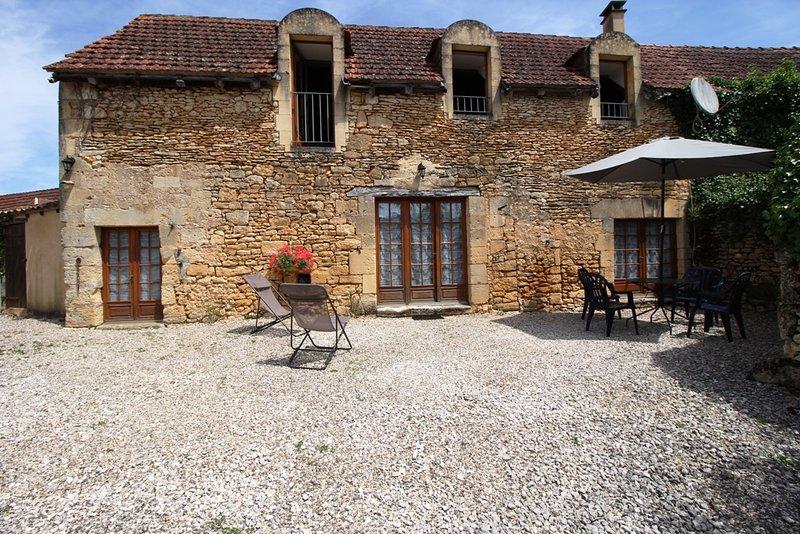 Charmante maison dans hameau, vacation rental in Les Eyzies-de-Tayac-Sireuil