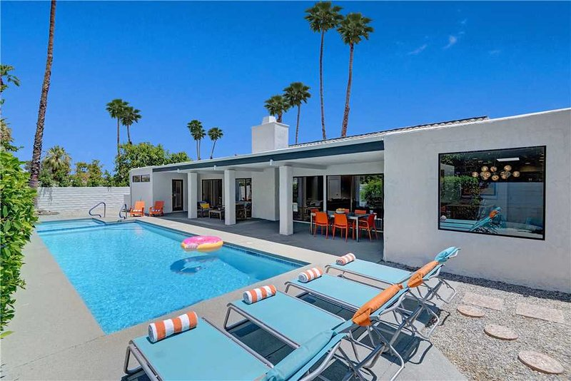 Twin Palms Tranquility, casa vacanza a Greater Palm Springs