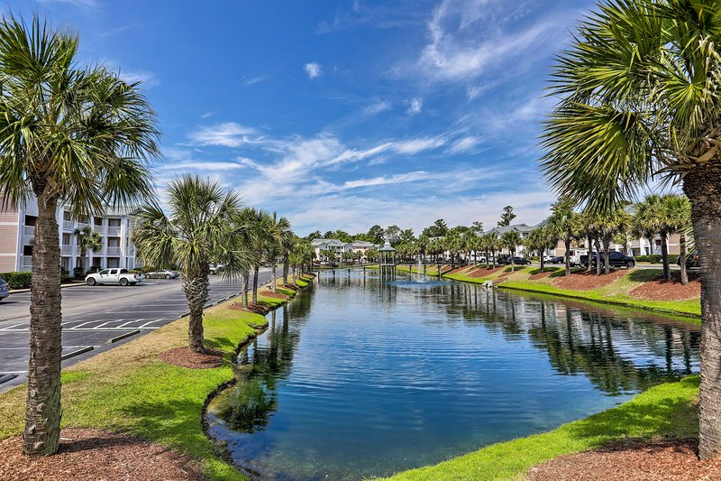 Book this Waterway Village condo for your next Myrtle Beach vacation!
